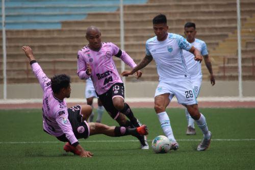 Liga 1: C. D. Llacuabamba gano 3 -1 a Sport Boys