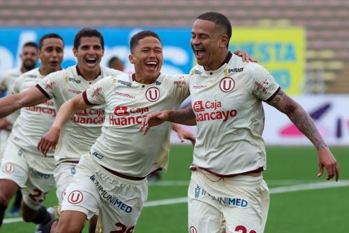 Liga 1: Universitario de Deporte gana 2 a 1 al  Atlético Grau