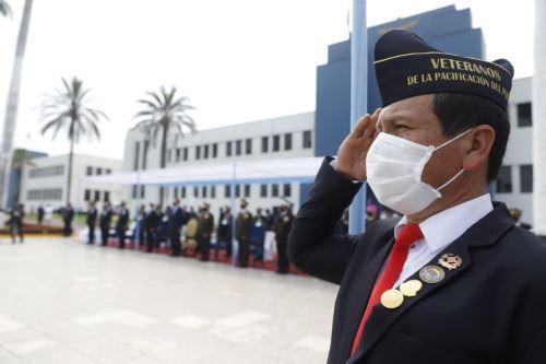 Día del Veterano de Guerra y de la Pacificación Nacional