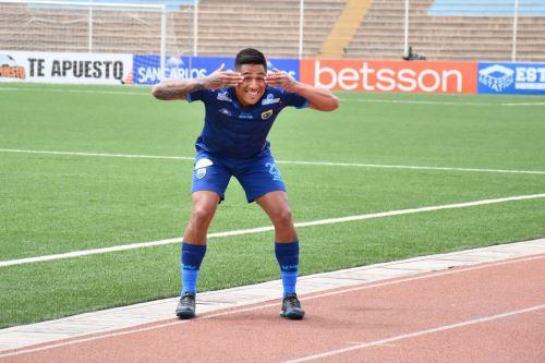 Carlos Stein vence 2 - 1 a Cantolao por la primera jornada de la fase 2 de la Liga 1