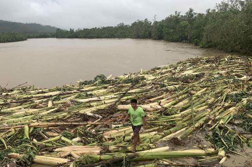 Filipinas: Tifón Molave deja al menos 3 muertos y 9 desaparecidos