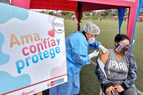 Minsa realiza descarte de covid-19 a más de 1000 vecinos de Lima Norte