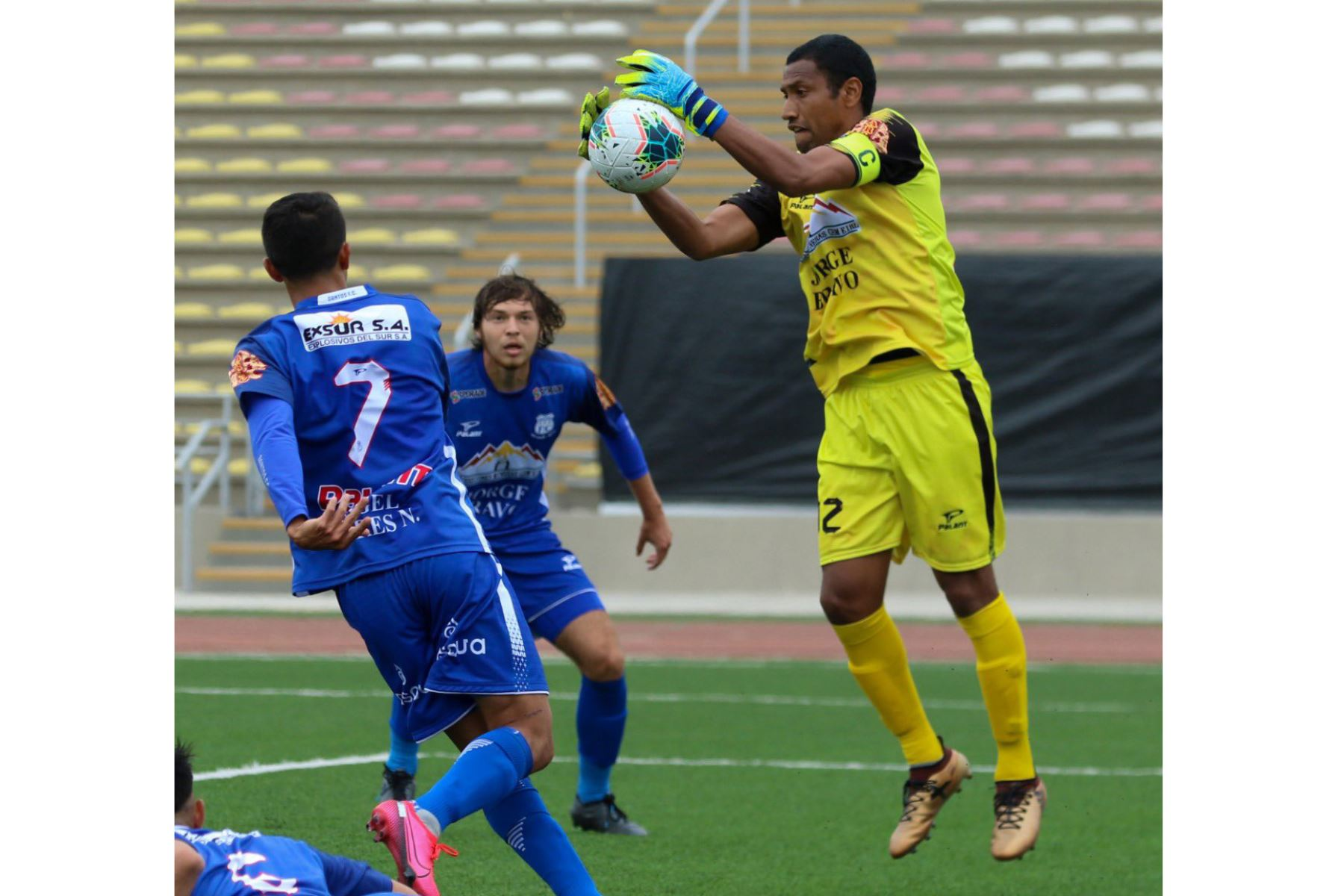 Cultural Santa Rosa se enfrenta a Santos Fútbol Club por el inicio de Segunda División - Liga 2. Foto: @LigaFutProf