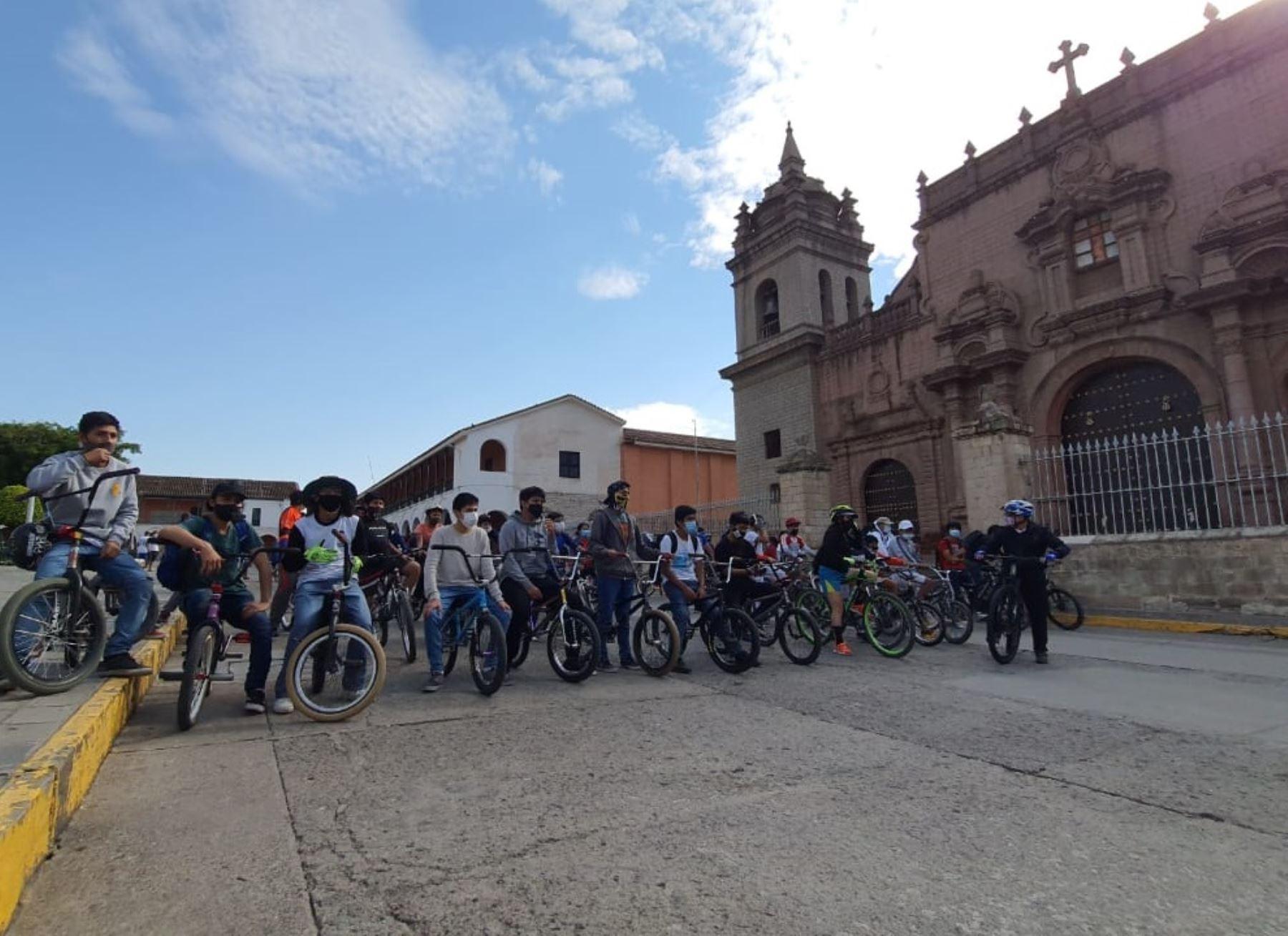 Ayacucho anuncia que brindará más atención y seguridad a los ciclistas | Noticias