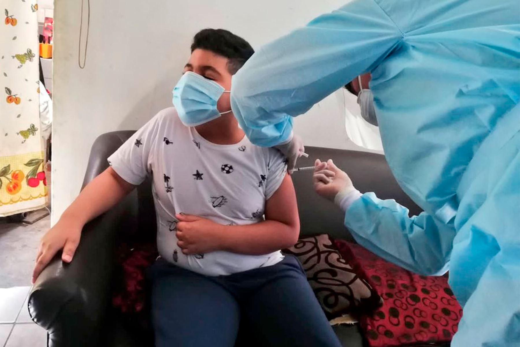 Posteriormente el Minsa realizará una campaña nacional de vacunación completa. Foto: ANDINA/Minsa