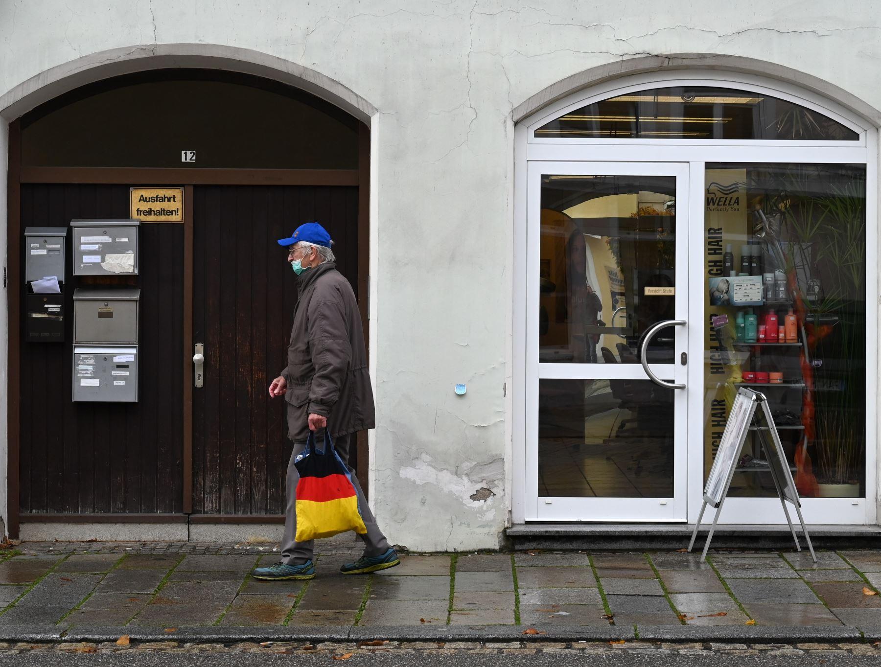 Coronavirus: Alemania cierra gastronomía, cultura y ocio para frenar segunda ola | Noticias