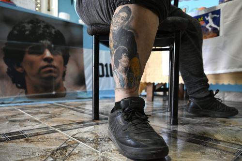 Pasión por Maradona