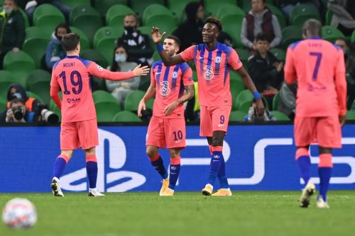 Chelsea se reencuentra con el triunfo con una goleada en Krasnodar