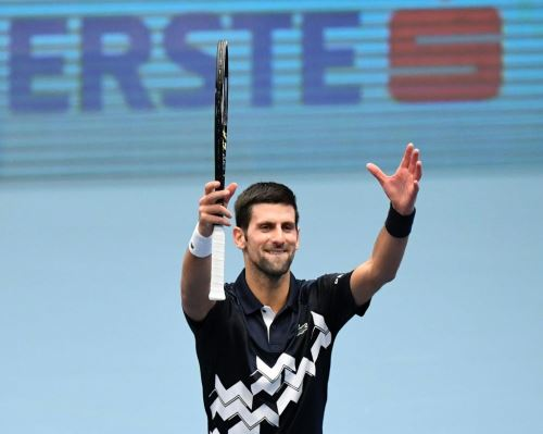 Djokovic se asegura virtualmente acabar el 2020 como número uno