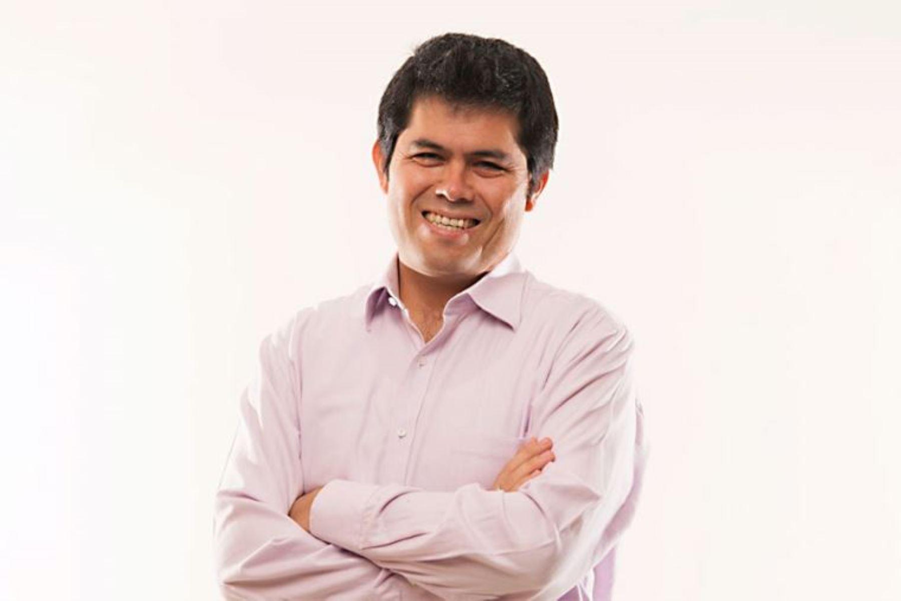 El destacado profesional Jaime Miranda hizo sus estudios de pregrado en Medicina en la Universidad Peruana Cayetano Heredia y se recibió en el 2003. Foto: ANDINA/DOP