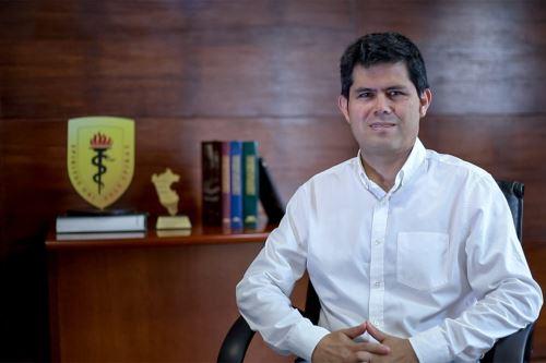 Jaime Miranda es designado entre los 15 científicos encargados de redactar el informe. Foto: UPCH.