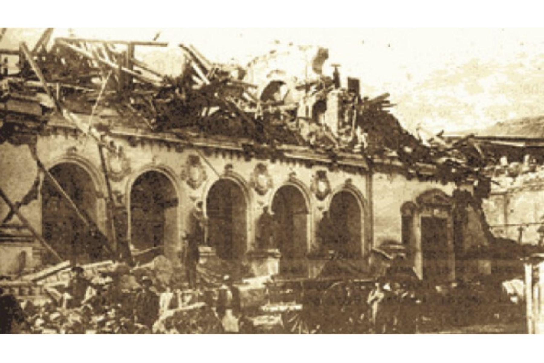 El 28 de octubre de 1746 un terremoto azotó Lima y Callao; 274 años después, el Perú no cuenta con una sólida cultura de prevención para hacerle frente a estos peligros naturales. Foto: ANDINA/Difusión