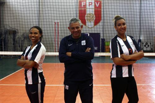 Alianza Lima busca hacerse fuerte en la Copa Nacional de Voleibol