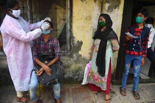 Coronavirus: La India supera los ocho millones de casos Covid-19