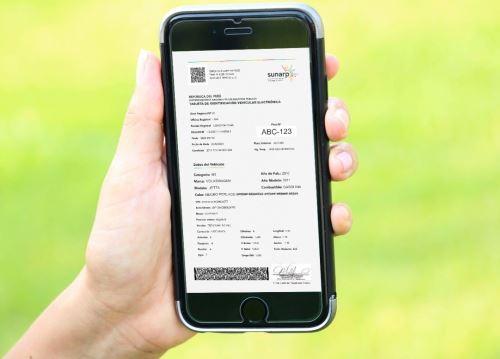 Sunarp destacó que su oficina zonal de Chiclayo ya emitió más de 6,000 tarjetas de identificación vehicular electrónica desde el 1 de octubre, fecha en que entró en funcionamiento.