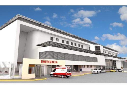 El Gobierno Regional de La Libertad resaltó la convocatoria a licitación para la construcción del hospital Leoncio Prado de Huamachuco.