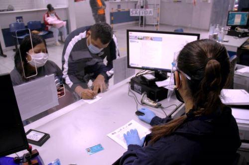 Reniec inscribió más de 100,000 nacimientos tras levantamiento de cuarentena. Foto: ANDINA/Difusión.
