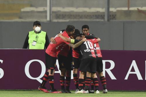 Copa Sudamericana: Melgar da el primer golpe y vence 1-0 a Bahía de Brasil