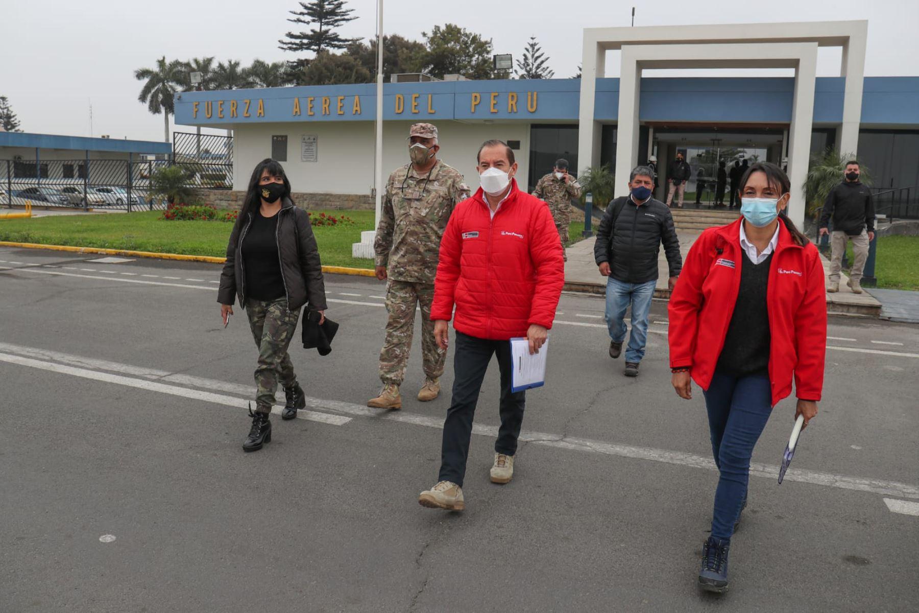 Martos supervisa inicio de fase 2 del pago del Bono Familiar Universal en Ayacucho | Noticias