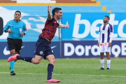 Deportivo Municipal derrotó 2 a 1 a Alianza Lima