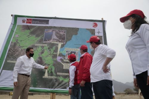 Presidente Vizcarra participó del inicio del proyecto La Gallega-Corral del Medio en Morropón