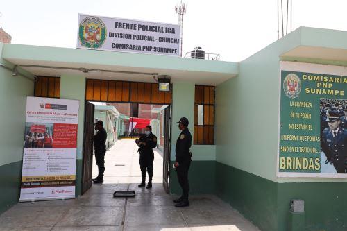 Mimp inauguró CEM Comisaría Sunampe - Chincha para atender a mujeres y grupo familiar víctimas de violencia