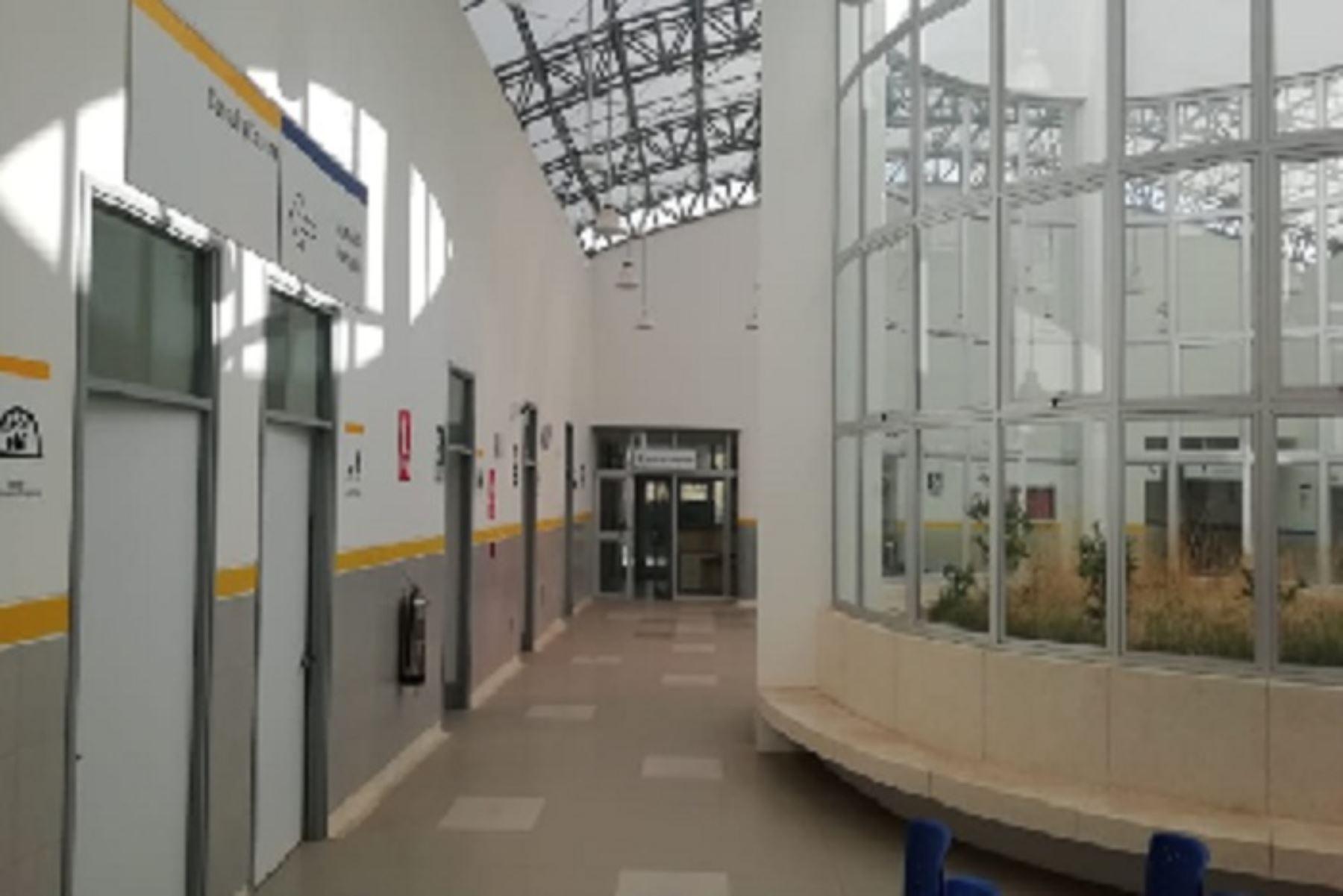 El centro de salud de Putina (Puno) no solo beneficiará a los lugareños, sino también a los moradores de Sandia, Ananea y La Rinconada.