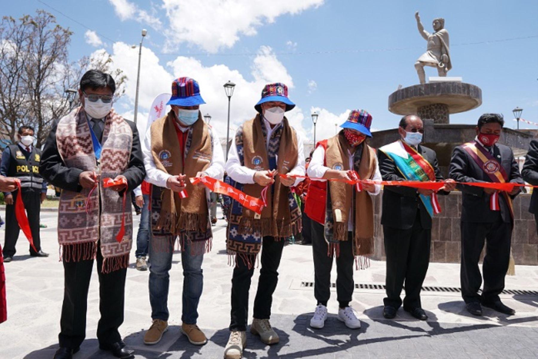 Con una inversión de S/ 9 millones en infraestructura, además de capacitaciones y apoyo a emprendedores, la región Puno inicia el camino de retorno al turismo.
