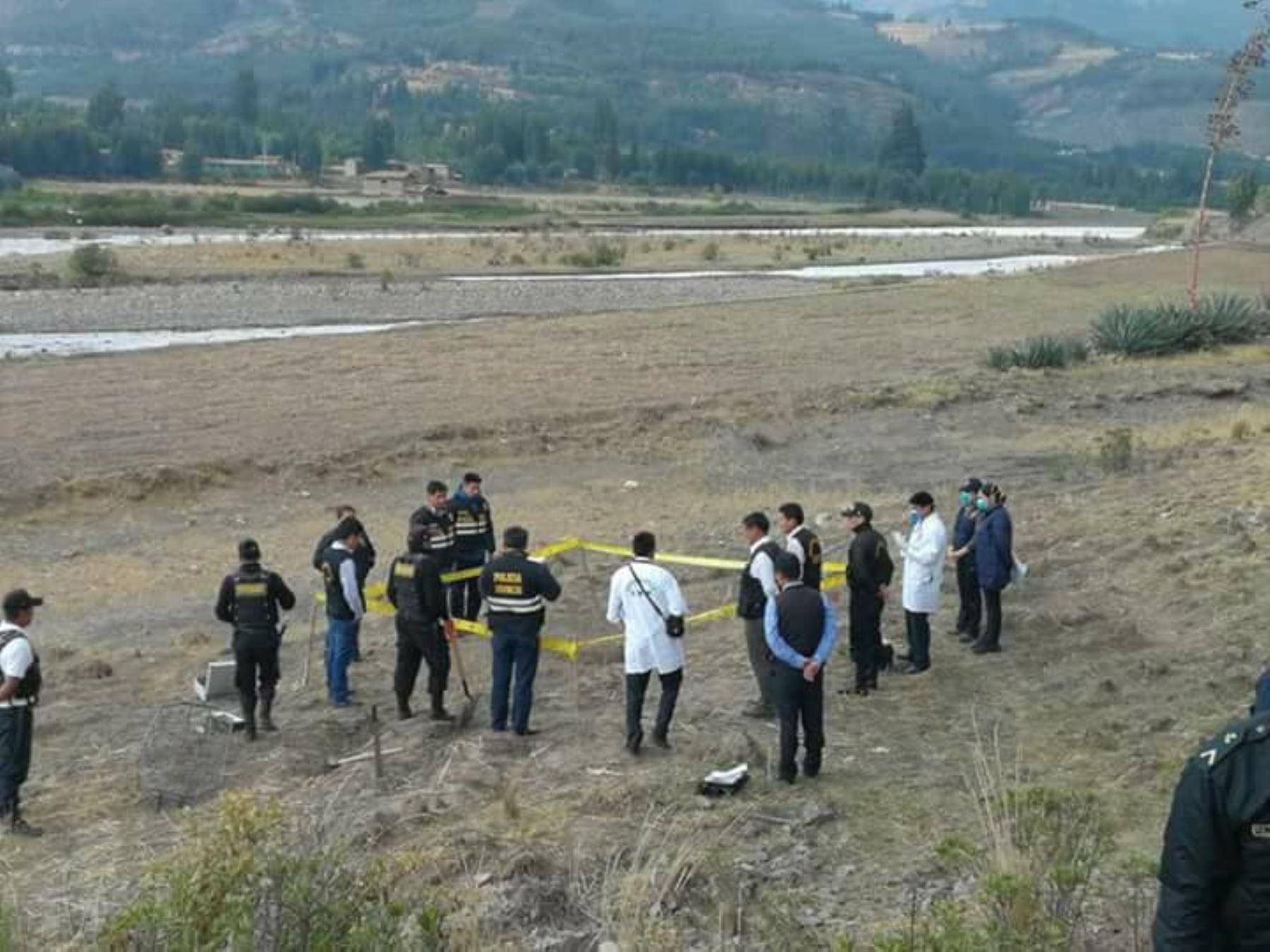 Los restos del menor secuestrado en Cusco, Sebastián Gárate, fueron hallados en un paraje alejado, cerca de la ciudad de Urcos, provincia de Quispicanchi.
