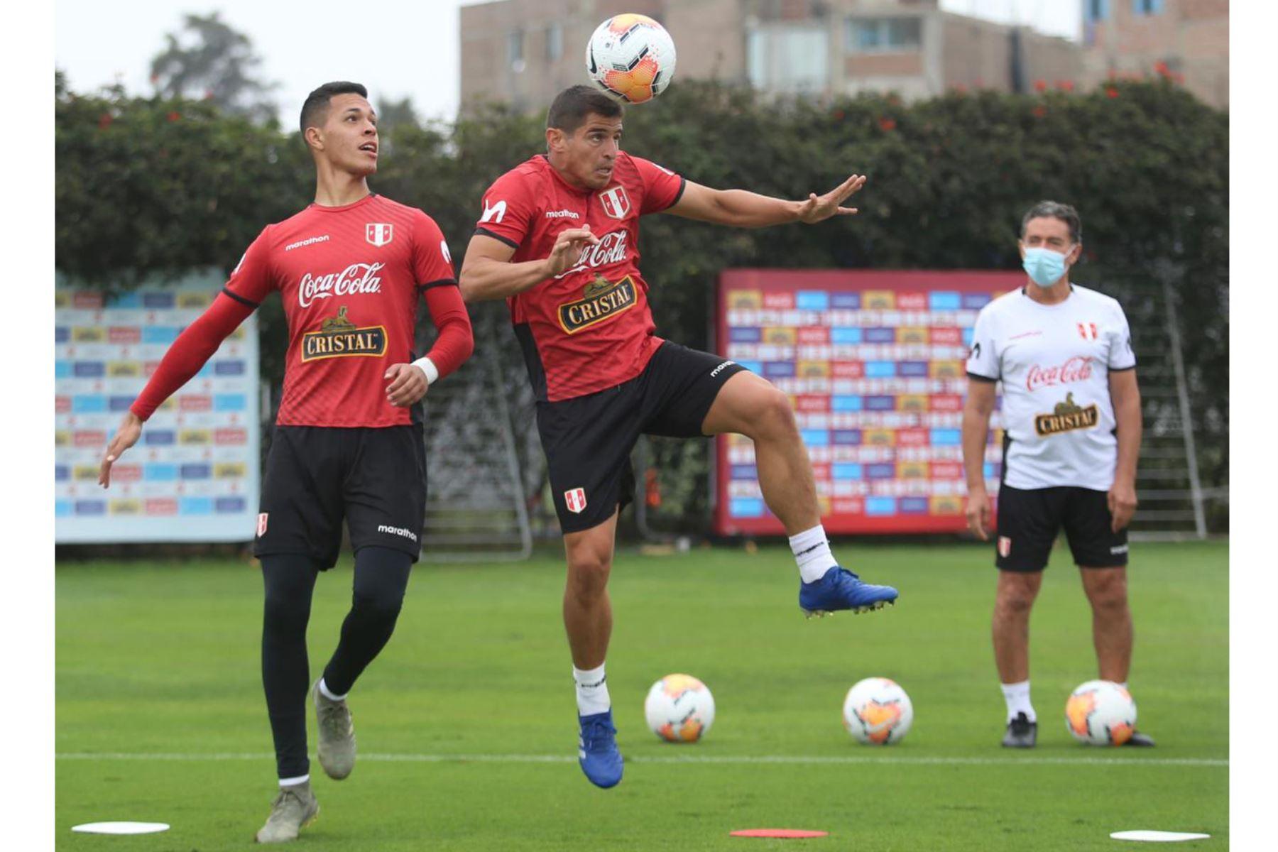 Photo: Twitter/Peruvian Soccer Federation