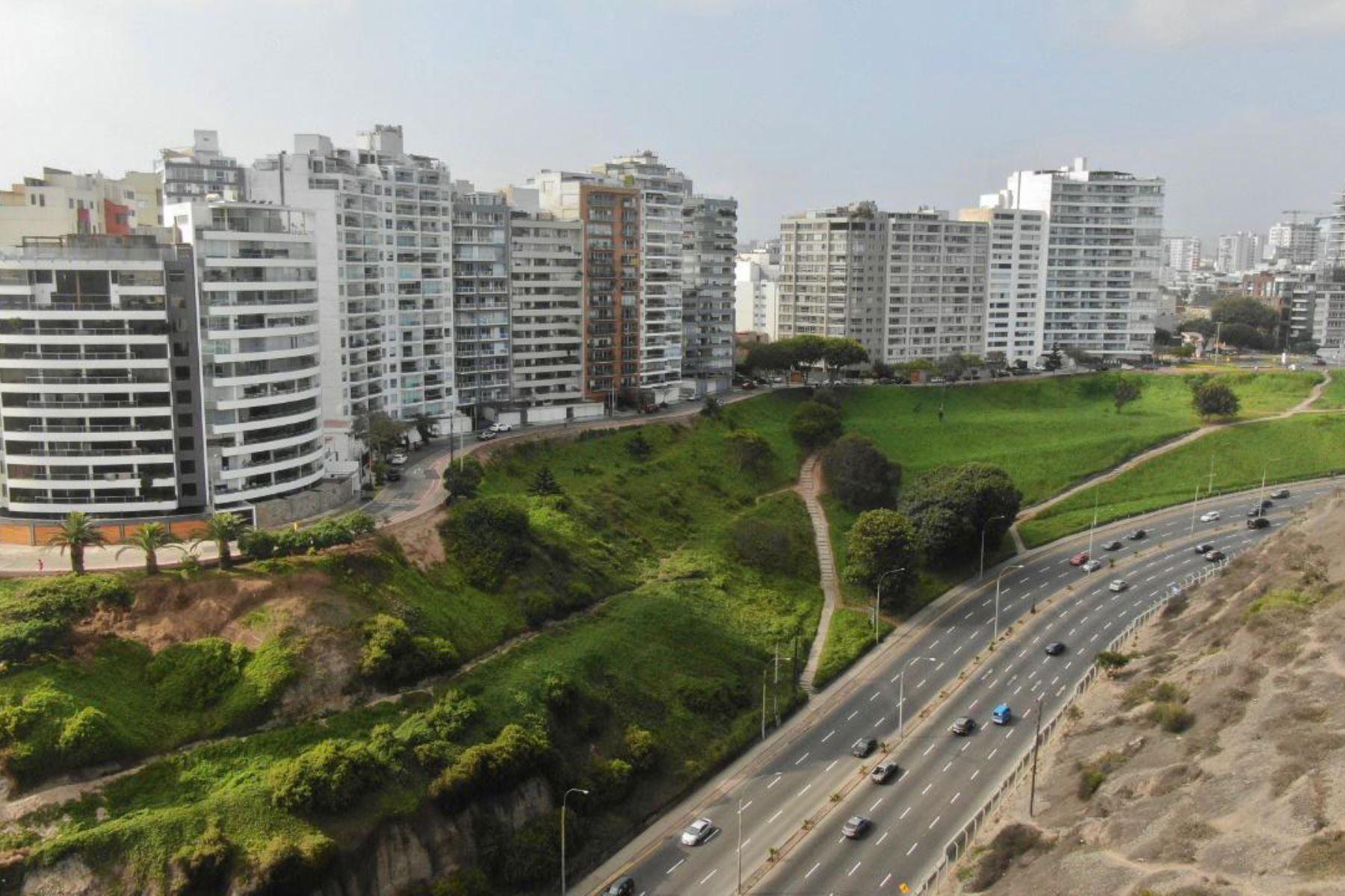 Miraflores lanzó licitación para la construcción del parque Bicentenario. Foto: ANDINA/difusión.