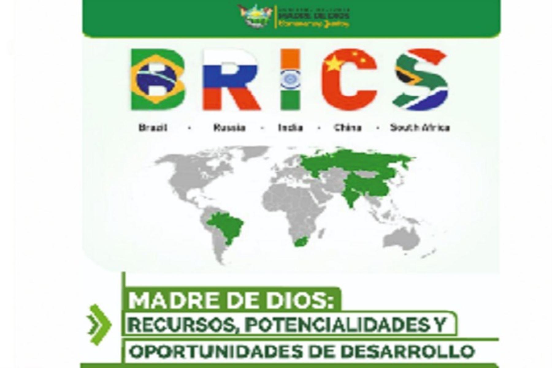 Madre de Dios, como región, representó al Perú y fue el único país de Latinoamérica que no pertenece al BRICS que participó en este evento internacional, que busca construir una cooperación política, económica y humanitaria.