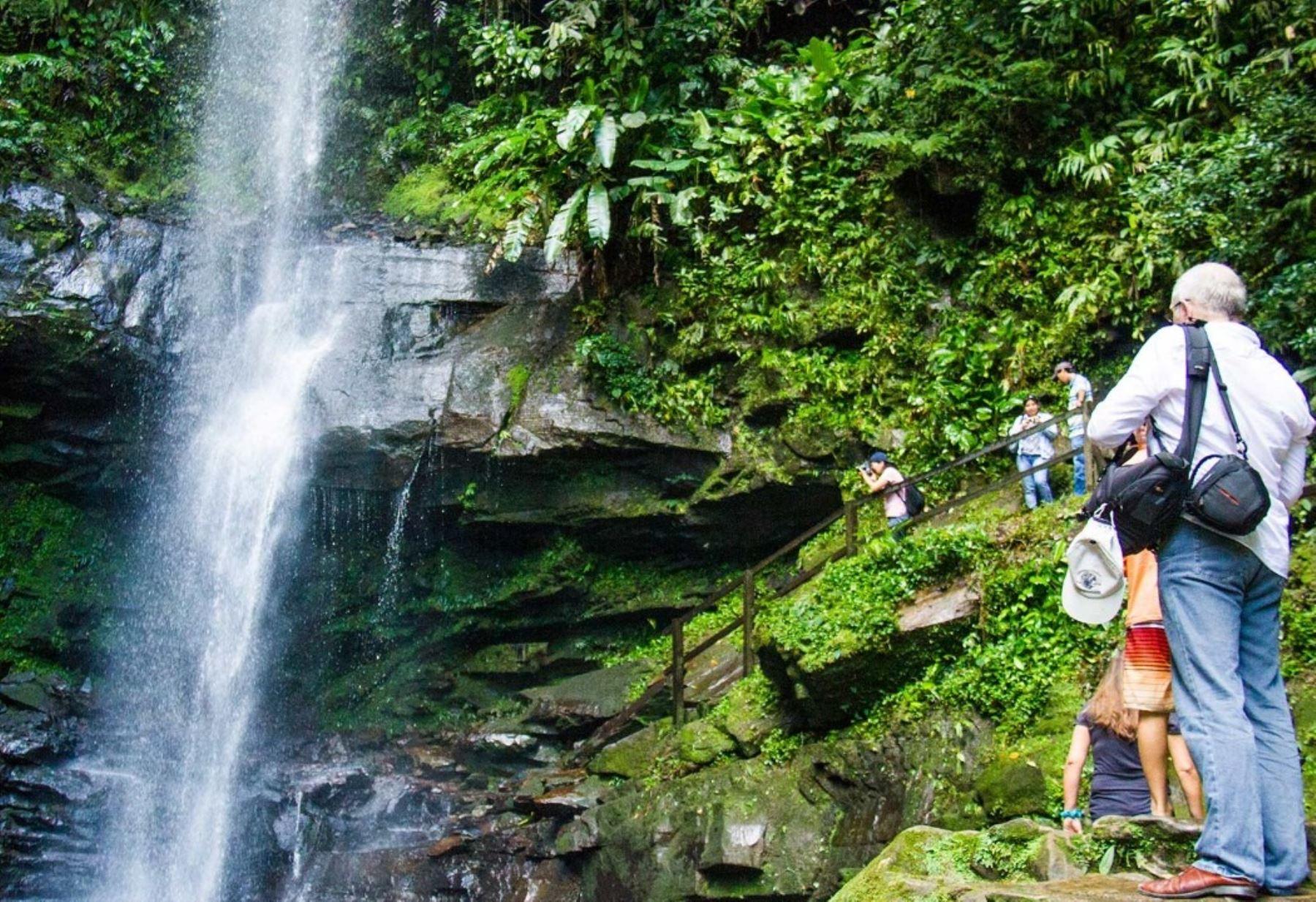 San Martin region reopens to tourists. Photo: ANDINA