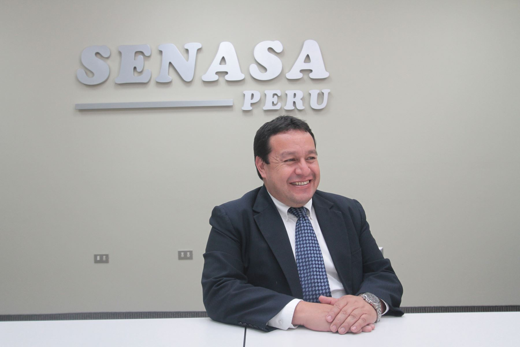 Miguel Quevedo, Jefe del Servicio Nacional de Sanidad Agraria