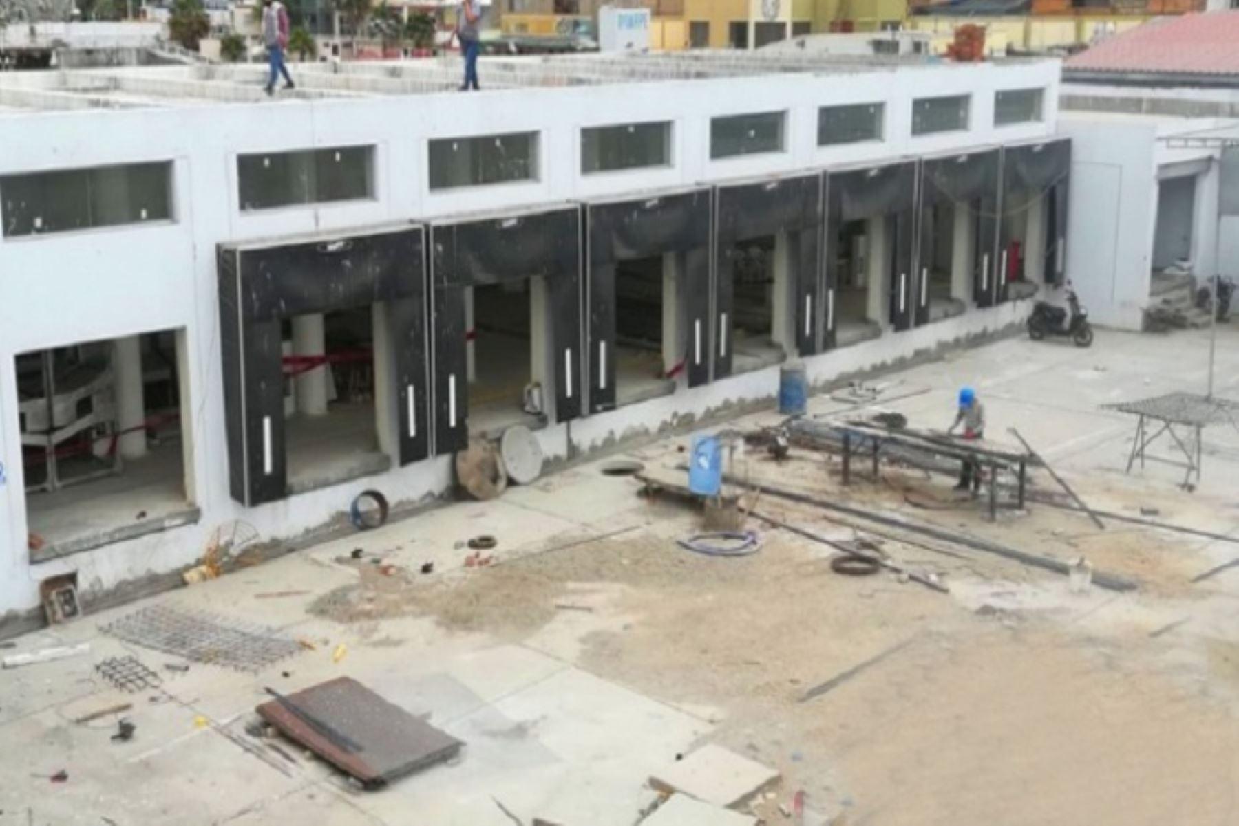 El proyecto, que abarca 2,705 metros cuadrados, demanda una inversión de 27.5 millones de soles.