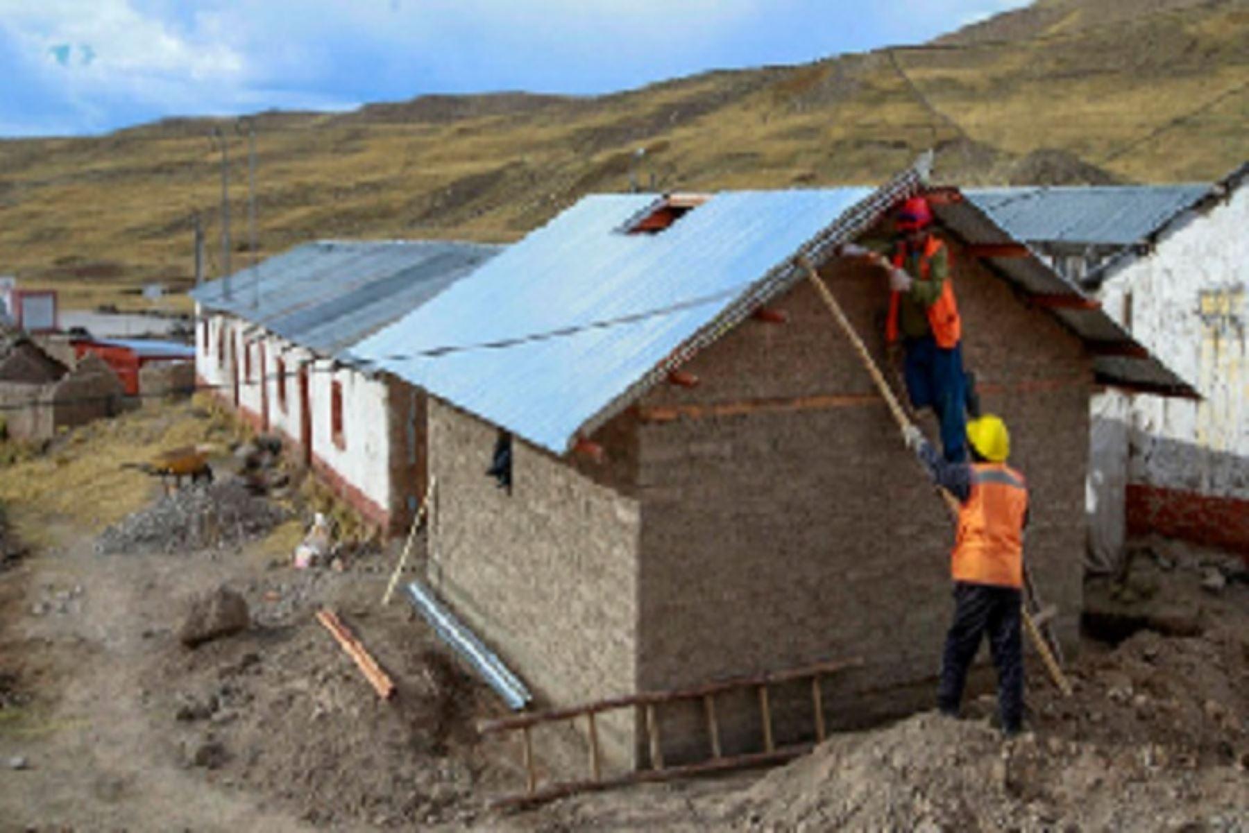 """Las Sumaq Wasi, que en castellano significa """"Casa bonita"""", son módulos de vivienda bioblimáticas que captan el calor durante el día y lo mantienen durante la noche."""