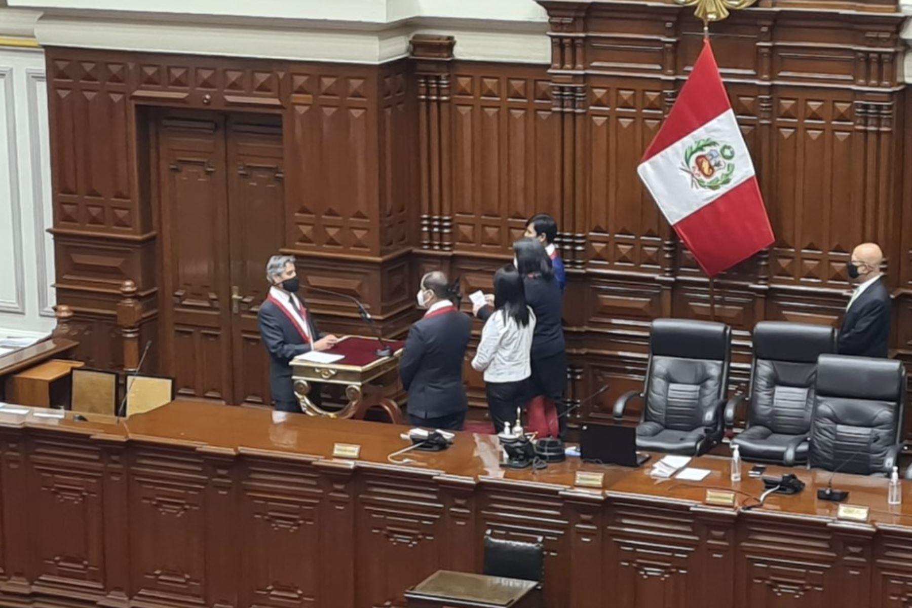 Photo: Congress of the Republic of Peru