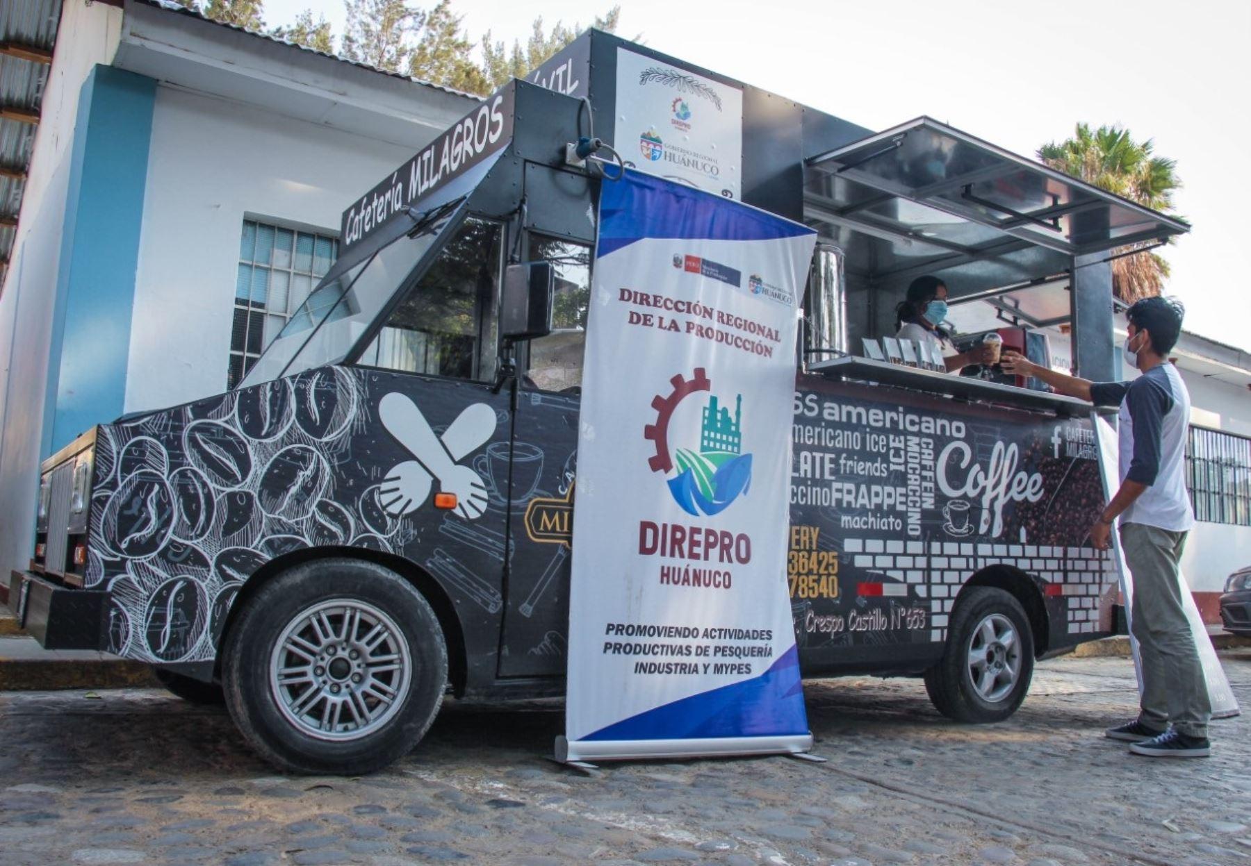 """Gobierno Regional de Huánuco impulsa consumo de productos de la región con campaña """"Consume lo nuestro"""". ANDINA/Difusión"""