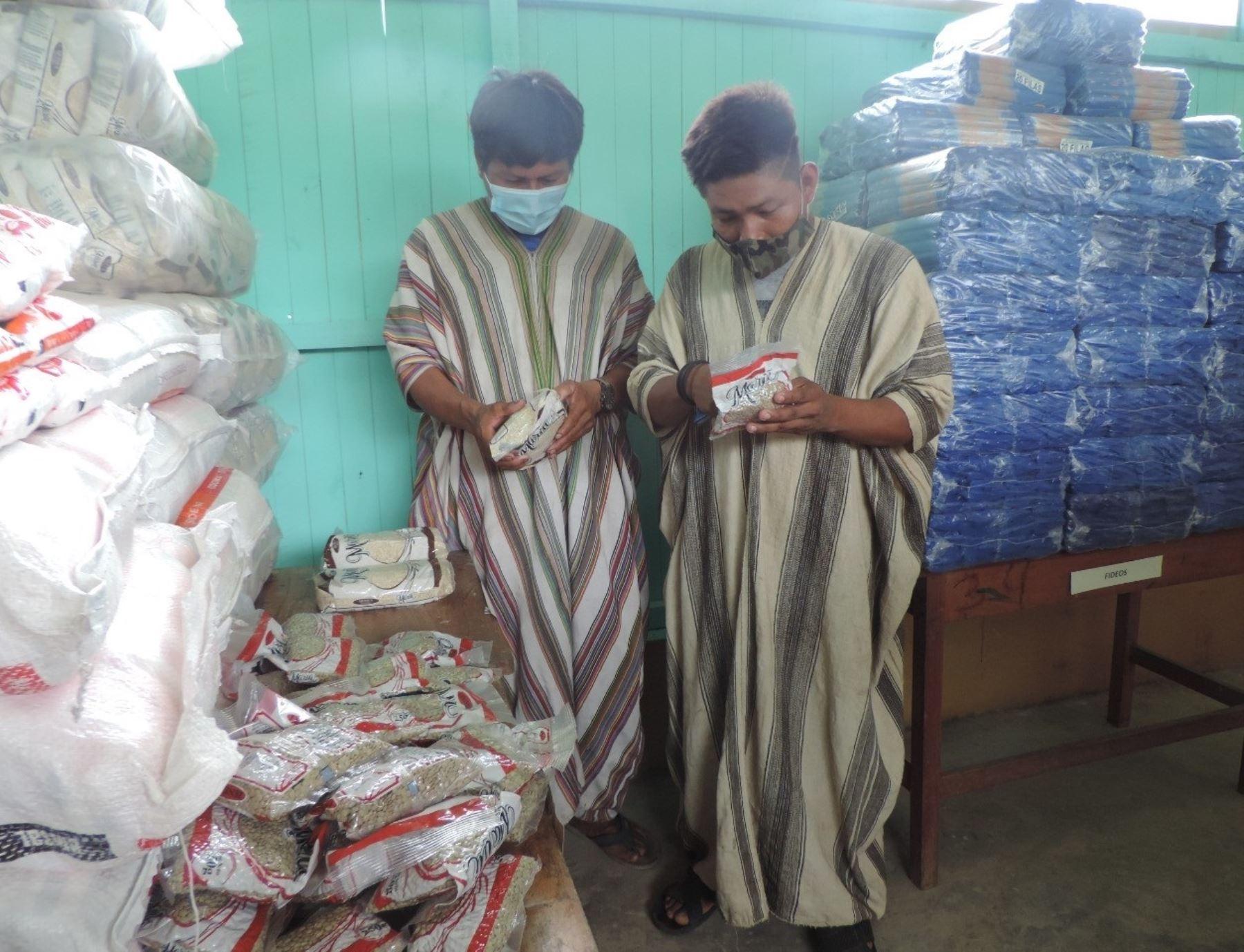 qali-warma-distribuye-alimentos-nutritivos-en-68-comunidades-indigenas-del-vraem