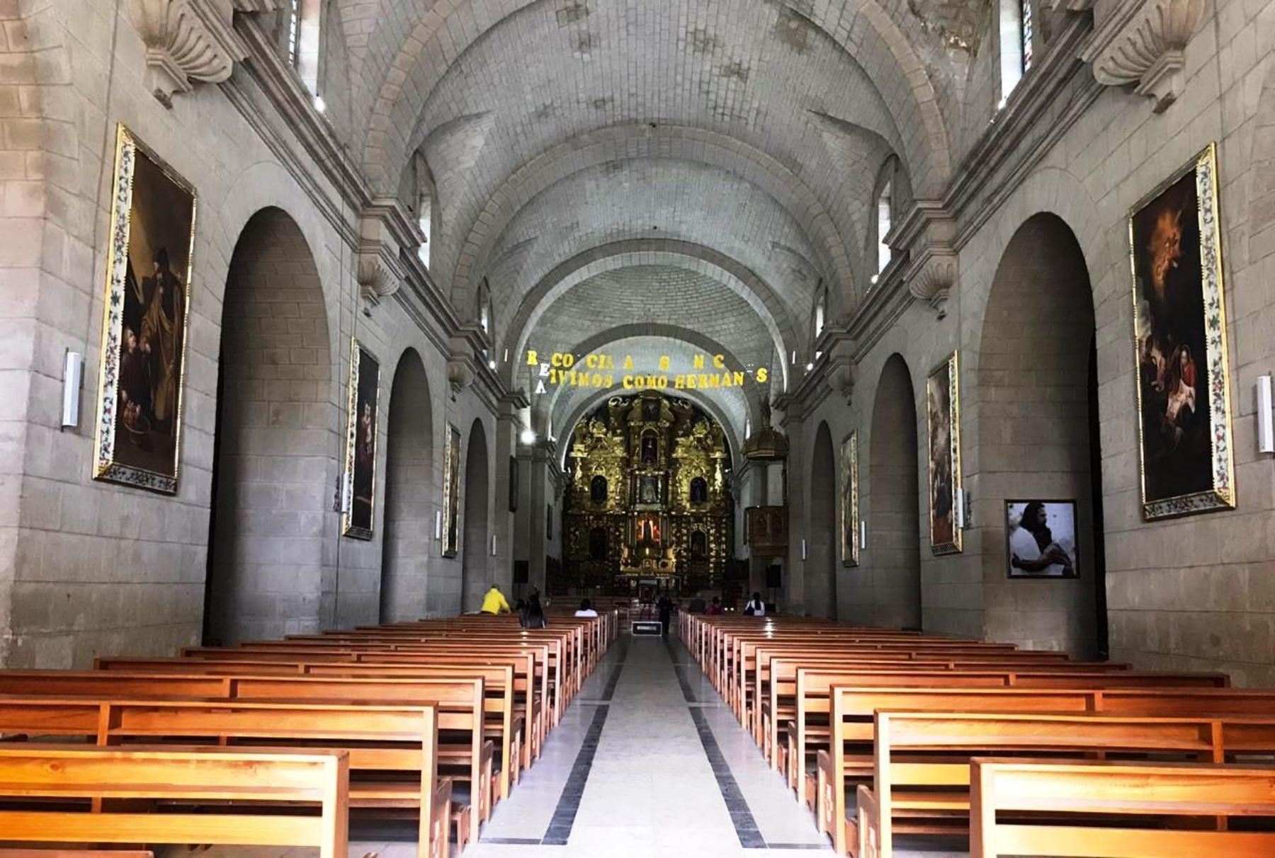 catedral-de-cajamarca-reabre-sus-puertas-para-misas-con-aforo-maximo-de-100-fieles