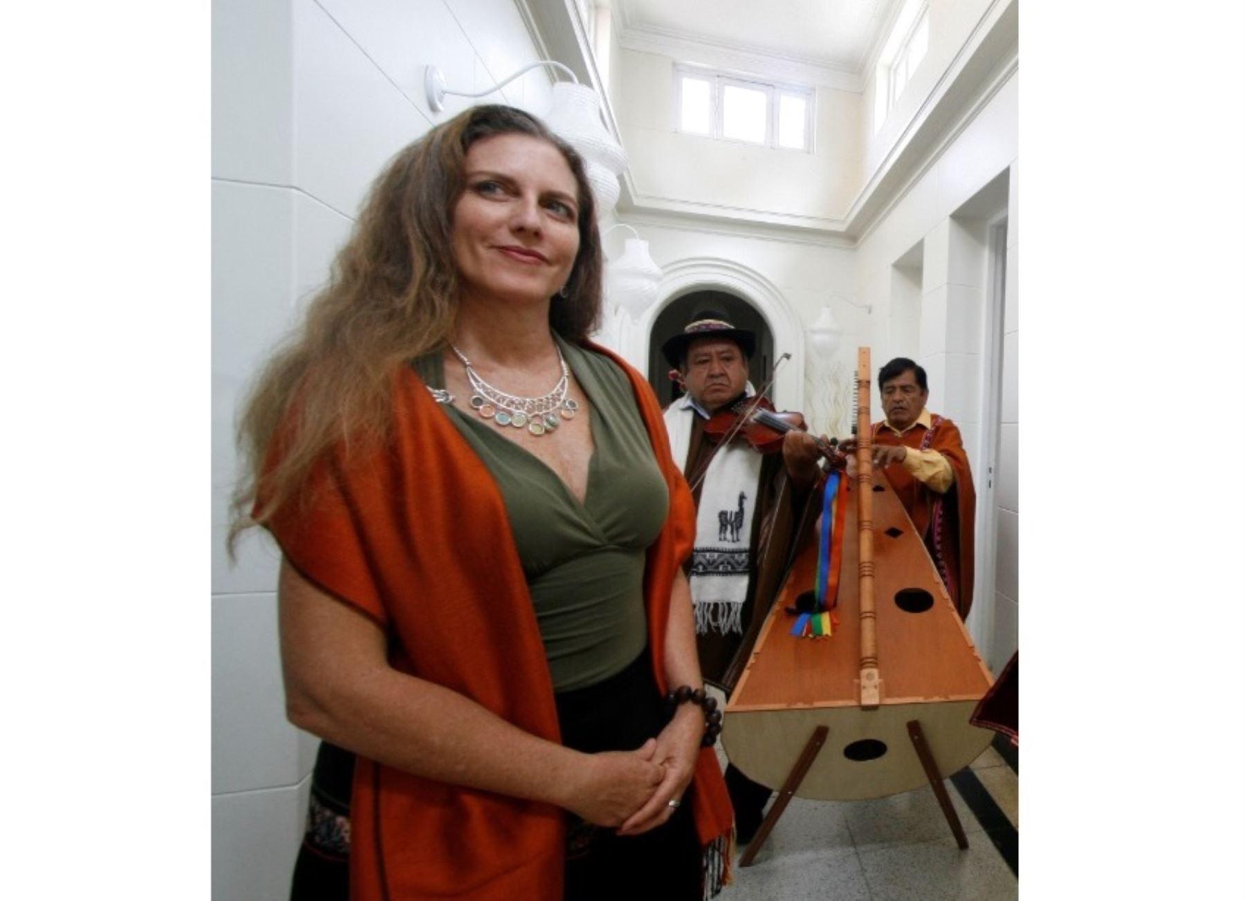 La cantante Pepita García Miró participará en concierto virtual en homenaje a la música ayacuchana.