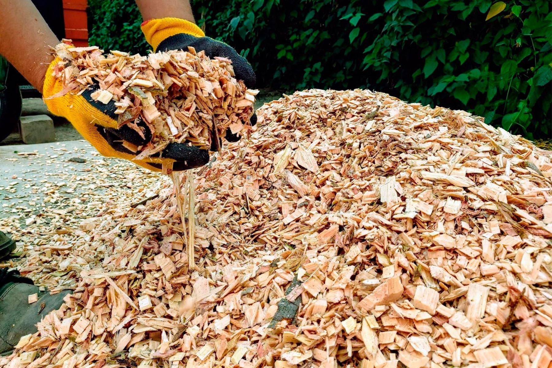 Esta técnica ayuda a moderar la temperatura del suelo, reducir la frecuencia de riego y evitar el crecimiento de maleza, entre otros. Foto: ANDINA/MML