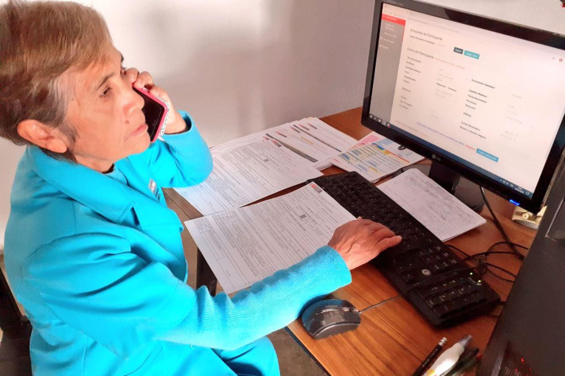 Ministerio de Salud gana el segundo puesto en premio otorgado por la  Organización Panamericana de la Salud. El proyecto ganador consiste en aplicar la Telemedicina en el  Minsa, el cual permite acercar la salud a más peruanos en tiempos de covid-19 con ayuda de la tecnología. Foto: Minsa