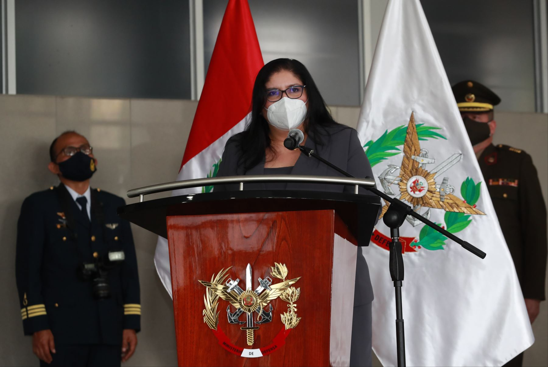 Photo: ANDINA/Ministry of Defense of Peru
