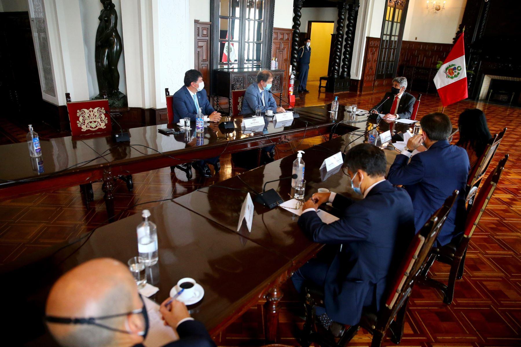 Photo: Twitter/United Nations in Peru