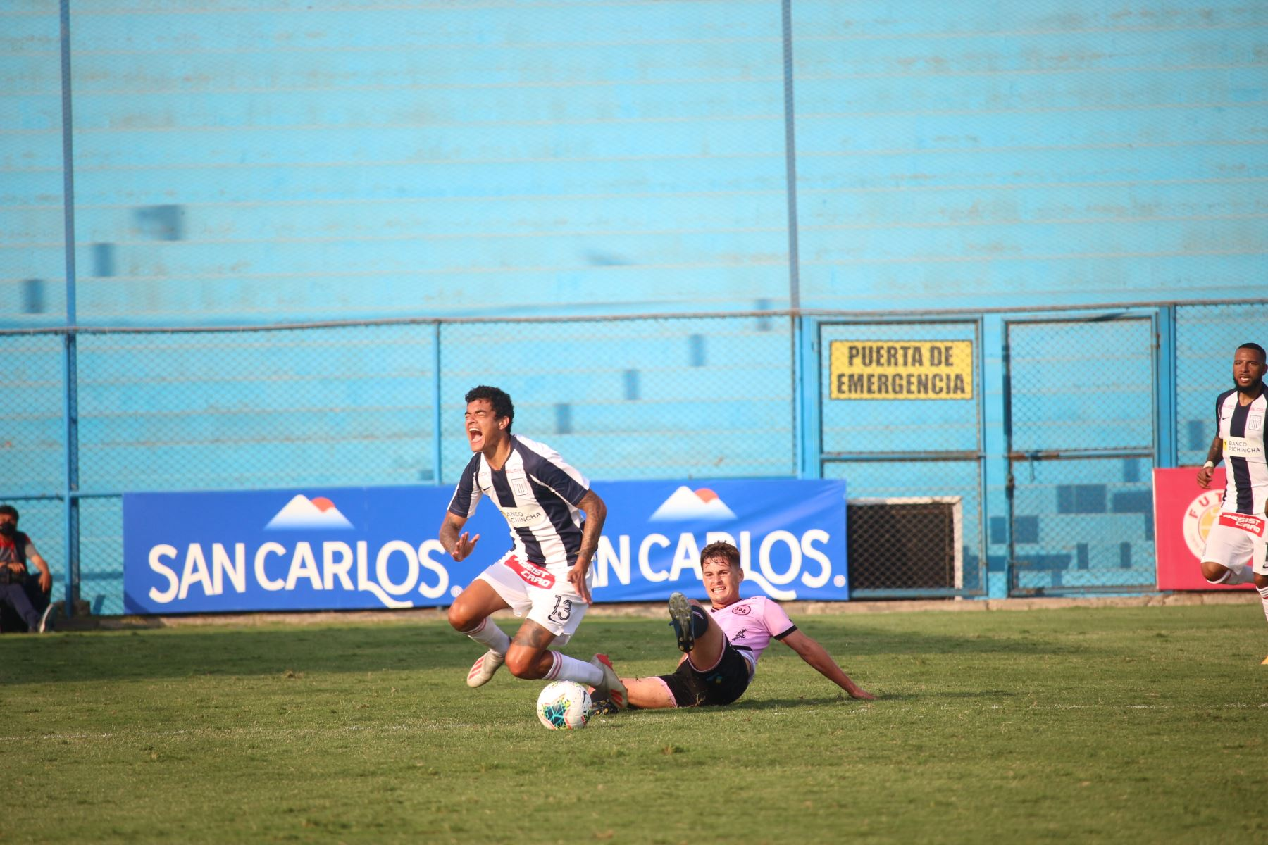 Alianza Lima quedó muy cerca del descenso