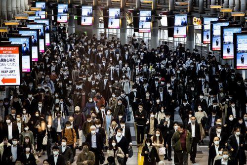 """Japón en """"alerta máxima"""" tras reportarse récord de contagios Covid-19"""