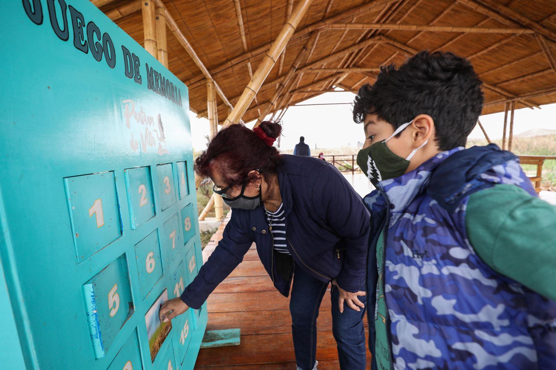 De esta manera podrán visitar el Parque de las Leyendas, los Pantanos de Villa, el Circuito Mágico del Agua y los clubes zonales Santa Rosa (Ancón), Manco Cápac (Carabayllo), Sinchi Roca (Comas), Lloque Yupanqui (Los Olivos), Cápac Yupanqui (Rímac), Flor de Amancaes (Villa María del Triunfo), Cahuide (Ate), Huayna Cápac (San Juan de Miraflores) y Huáscar (Villa El Salvador). Foto: Municipalidad de Lima