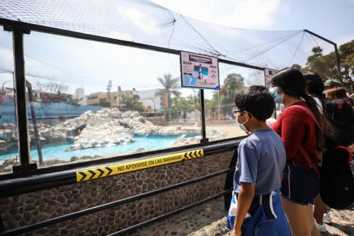 Municipalidad de Lima habilita ingreso de menores de 12 años a espacios públicos recreativos