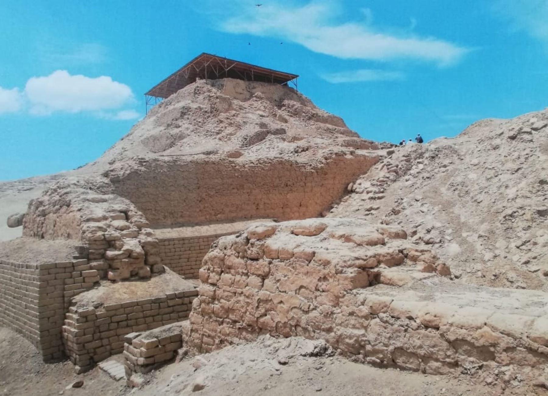 El complejo arqueológico de Pañamarca, ubicado en el distrito de Nepeña, provincia ancashina del Santa, tendrá una sala de interpretación.